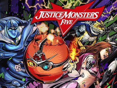 JUSTICE MONSTERS FIVE มินิเกมจาก FFXV เปิดให้เล่นบนมือถือแล้ว