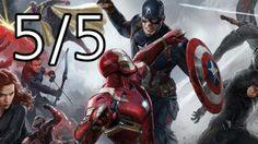 รีวิวภาพยนตร์ Captain America: Civil War วิถีทางที่สองฝ่ายเลือกเดิน