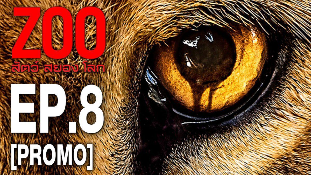 Zoo สัตว์ สยอง โลก ปี 2 EP.08 [PROMO]
