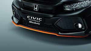 ชมชุดแต่ง Modulo ใน Honda Civic Hatchback รอบคัน พร้อมราคา