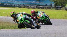 Kawasaki  ประเดิมความมันส์! รายการแข่งขันแรกของปี KRRC 2018
