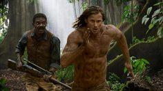 6 คลิปโค้งสุดท้าย ก่อนไปดู The Legend of Tarzan ตำนานแห่งทาร์ซาน
