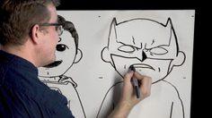 น่ารักมาก! ทีมงาน Mashable โชว์วาดภาพ Batman v Superman ในแบบง่าย ๆ ที่ใครก็ทำได้