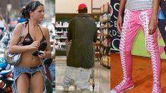 13 ภาพสุดฮา แฟชั่นกางเกง ที่คุณต้องเหลียวหลังมอง!!