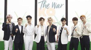 บอยแบนด์เกาหลีแต่ฮอตระดับโลก! EXO ทำสถิติ 'ล้านตลับ' ครั้งที่สี่!!