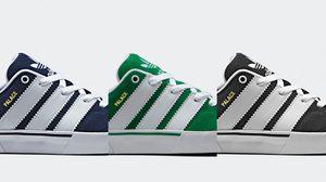 adidas x Palace Skateboards งาน Collaboration รองเท้าสเก็ตบอร์ดรุ่นคลาสสิค