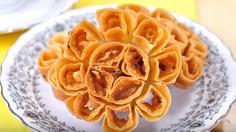 10 Thai dessert with Thai Plant names