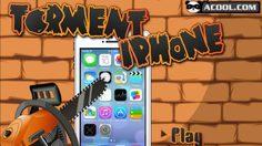 เกมส์ทำลายโทรศัพท์ Torment iPhone