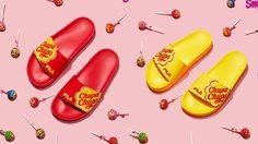 ความแบ๊วระดับสิบ! รองเท้า CHUPA CHUPS สีหวานน่าโดน