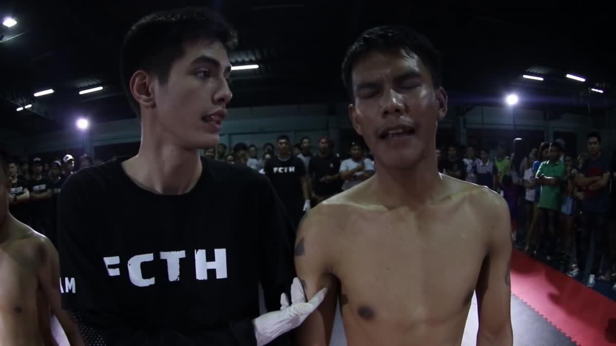 Fight Club Thailand ใต้ดิน Bank Barrera x A คู่ที่ 106