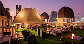 ศุกร์หรรษา ! Hangout on Rooftop Bars in Bangkok