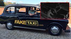 รถที่ใช่ถ่ายทำ Fake Taxi อันโด่งดัง ถูกโจรมือดีขโมยไปหน้าตาเฉย