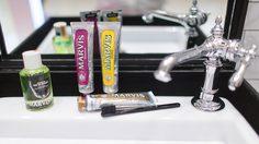 ครั้งแรกในโลก ยาสีฟัน กับ กลิ่นของการเดินทาง