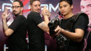 LaZgam เกมส์เลเซอร์ยิงสนั่น ระเบิดความมันส์เปิดสนามแห่งแรกในประเทศไทย