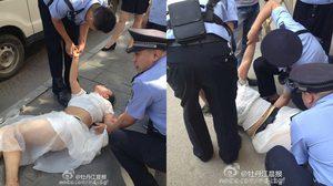สาวจีนพยายามฆ่าตัวตาย หลังจาก นัดเจอผู้ชายจากออนไลน์ ตัวจริงไม่เหมือนรูป