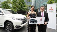 Mitsubishi มอบ Pajero Sport แก่ผู้ชนะ ไทยซูเปอร์โมเดล 2018