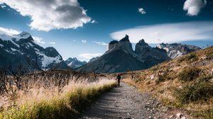 ตอร์เรส เดล ไปย์เน อุทยานแห่งชาติสุดงามในชิลี