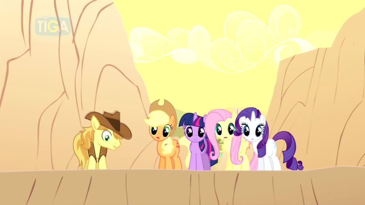 My Little Pony Friendship is Magic: มิตรภาพอันแสนวิเศษ ปี 1 Ep.21/P2