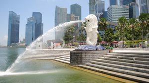 ที่มาของ เมอร์ไลออน (Merlion) สัญลักษณ์ของ สิงคโปร์