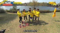 รันนิ่งแมน ตอนที่ 145 คิม บยองมาน, จอน ฮเยบิน, จินอุน(2AM), ปาร์ค จองชอล, โน อูจิน