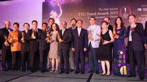 ประเทศไทย คว้ารางวัล Destination of the Year ครั้งที่ 5 จาก TTG Travel Awards 2013