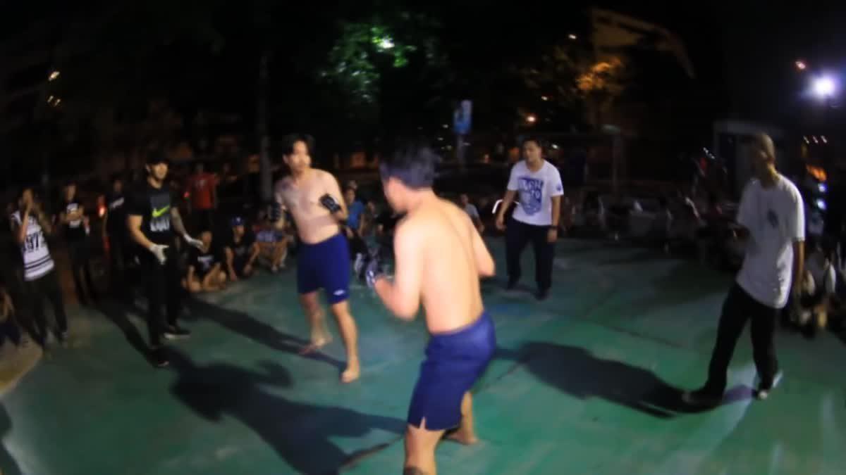 Fight Club Thailand. มาด x แบงค์ คู่ที่ 73