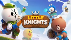 LINE Little Knights สงครามอัศวินจิ๋ว เกมวางแผนด้วยตัวละครน่ารักจาก LINE