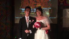 คู่รัก เกมเมอร์ ชาวญี่ปุ่น ลงทุนเหมาร้านเกมส์เพื่อจัดงานแต่งงาน