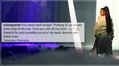 Ariana Grande เดินหน้าเวิลด์ทัวร์ต่อ! มาไทยแน่ 17 สิงหาคมนี้
