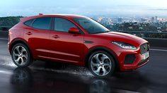 Jaguar เตรียมเปิดตัว E-Pace 2018 ใหม่ ที่ประเทศไทยเดือนหน้า