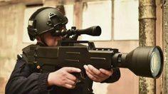 อาวุธใหม่จากจีน ปืนยิงเลเซอร์ AK-47 เผาคนได้ไกลระดับ ครึ่งไมล์