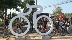 Bike Bahnhof Shop Cafe @ เขาใหญ่