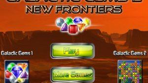 เกมส์ Galactic Gems 2: New Frontiers