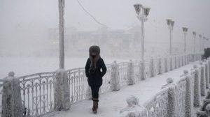 โคตรหนาว! หมู่บ้านไซบีเรีย อุณหภูมิติดลบ 67 องศา เย็นที่สุดในโลก