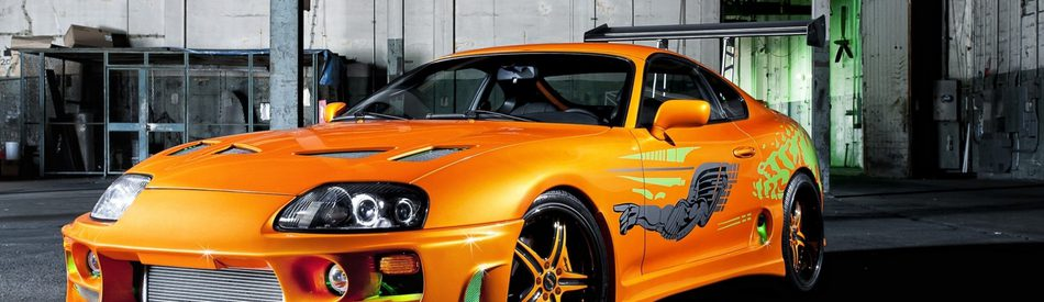 The Fast and the Furious เร็วแรงทะลุนรก