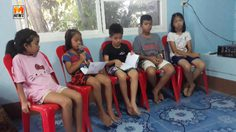 เจ๋ง! ผู้ใหญ่บ้านที่พะเยา สร้างนักประชาสัมพันธ์รุ่นจิ๋ว ช่วยงานหมู่บ้าน