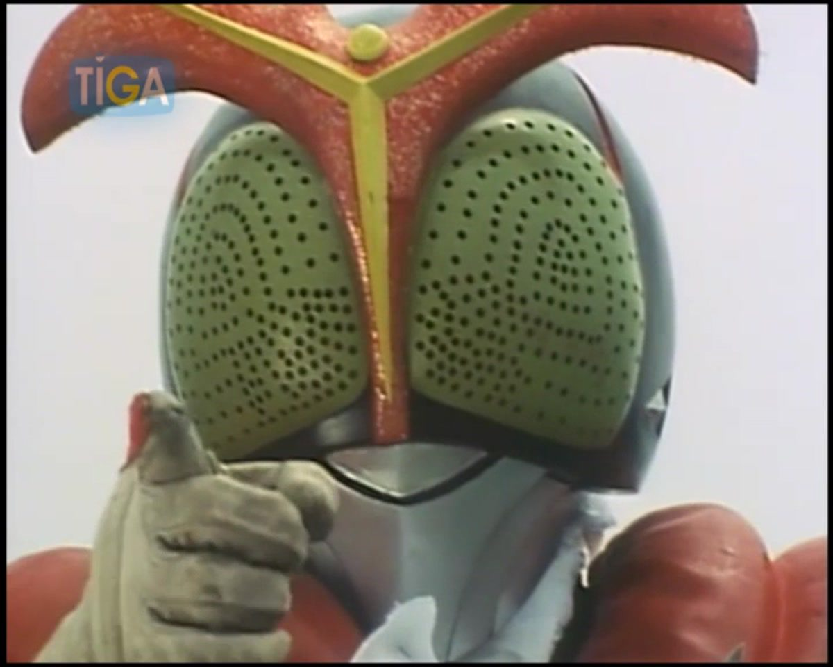 Masked Rider Stronger ตอนที่ 19-2
