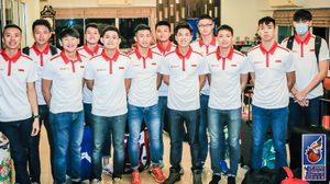 รวมภาพ นักบาสฯ 3 ชาติ เดินทางถึงประเทศไทย เตรียมบู้ Stankovic Cup 2016