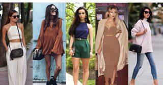 5 วิธี Mix and Match สีเสื้อผ้าของสาวผิวแทน