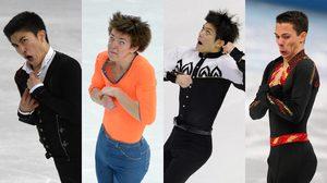 ภาพกีฬาสเกตน้ำแข็งสุดฮา ที่ดูเหมือนว่าจะเป็นการทำร้ายนักกีฬามากกว่าเก็บภาพสวย ๆ