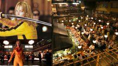 มันมีอยู่จริง! Gonpachi ร้านอาหารในฉากบู๊เลือดสาดจากหนังเรื่อง Kill Bill