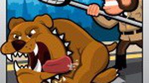 Dog Catcher เกมส์แคชชวลจับหมาดุ ลงตะข่าย