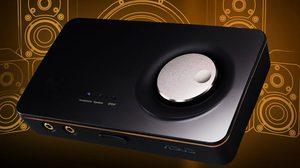 ASUS Xonar U7 MKII ซาวด์การ์ด 7.1 ขนาดพกพามาพร้อมแอมป์ขับหูฟังคุณภาพสูง