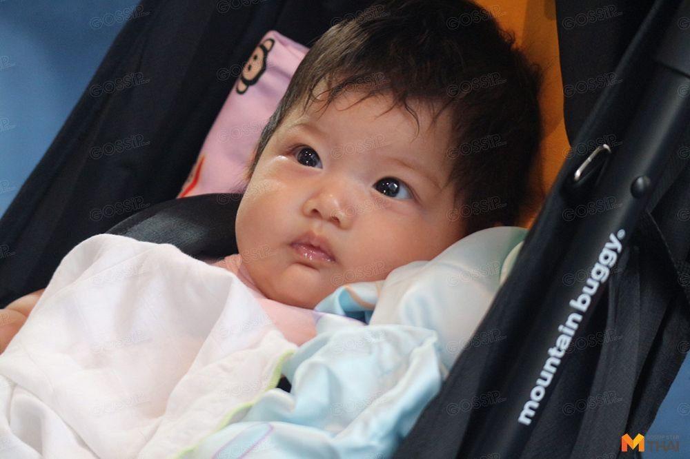 น้องวีจิ ลูกสาว หนุ่ม ศรราม