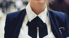 18 คอเสื้อแบบต่างๆ แบบ Collar ที่คุณอาจกำลังมองหา
