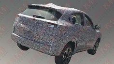 Honda XR-V  รถยนต์พลังงานไฟฟ้า กำลังอยู่ในภาคการผลิตที จีน