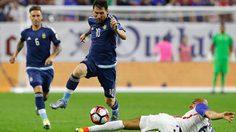 ฟ้าขาวเข้าชิง! หลังอัดเจ้าภาพเละ 4-0 ศึก โคปา อเมริกา 2016