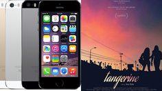 iPhone สามเครื่องที่ถ่ายทำ Tangerine ถูกบรรจุเข้าพิพิธภัณฑ์ภาพยนตร์