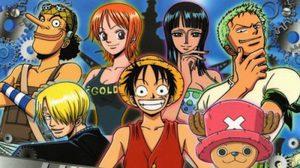 รวมรูปภาพสวยๆ จาก One Piece