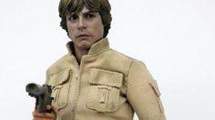 Hot toys ตอกย้ำความแรงด้วย DX07Star Wars: Luke Skywalker